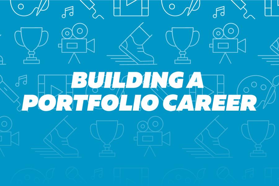 Building a portfolio career