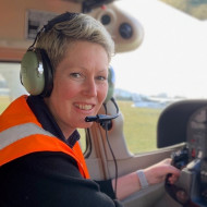 Jackie Day Flying Instructor